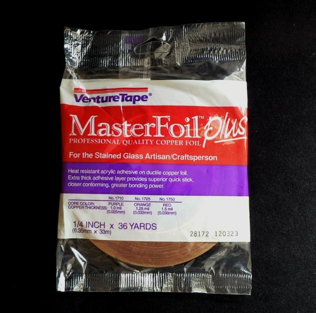 1/4″ (6.35mm) Copper Foil 1.0mil