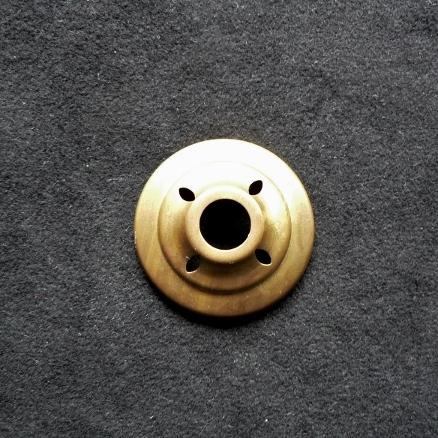 1 – 1/2″ Vented Vase Cap