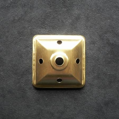 2 – 3/4″ Square Vented Vase Cap