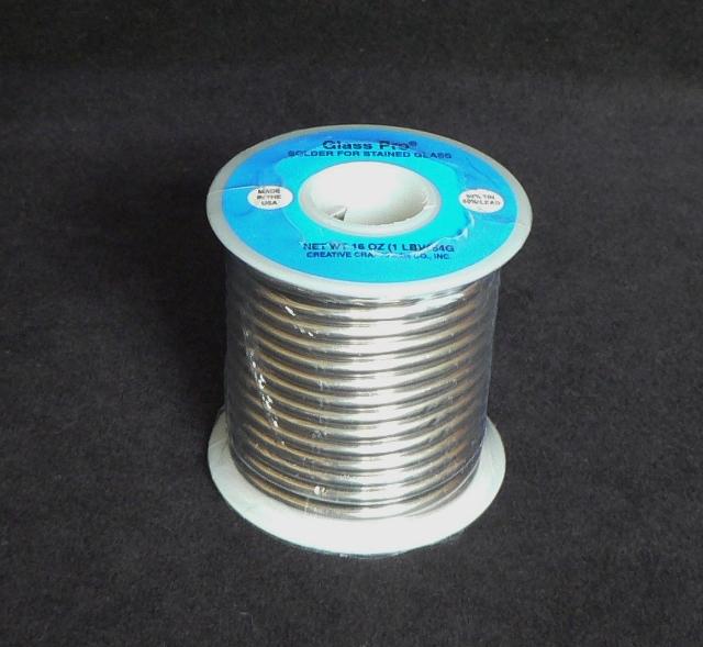 Glasspro 50/50 Solder Coil
