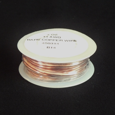 Copper Wire – 14 Gauge