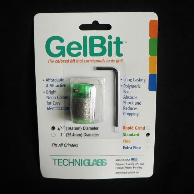 Standard Grit Green Gel Bit 19mm