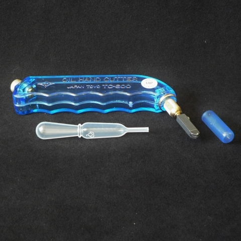 Toyo Tap Wheel Pistol Grip Glass Cutter