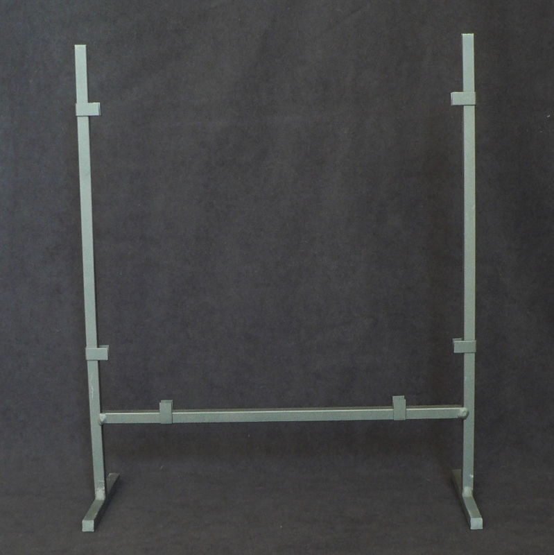 12″ (305mm) Square Gallery Display Stand