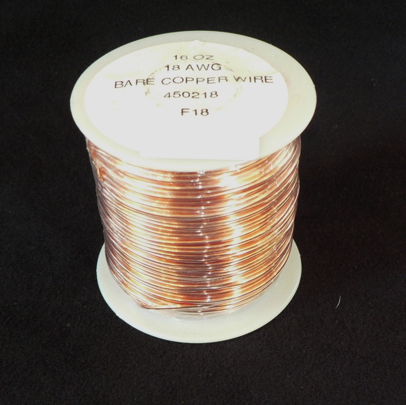 Copper Wire – 18 Gauge