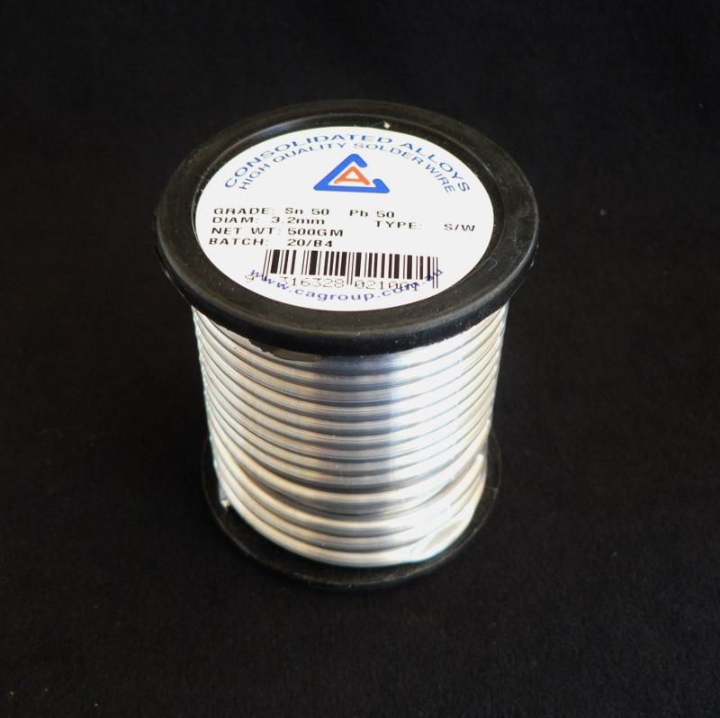 CAG 50/50 Solder Coil