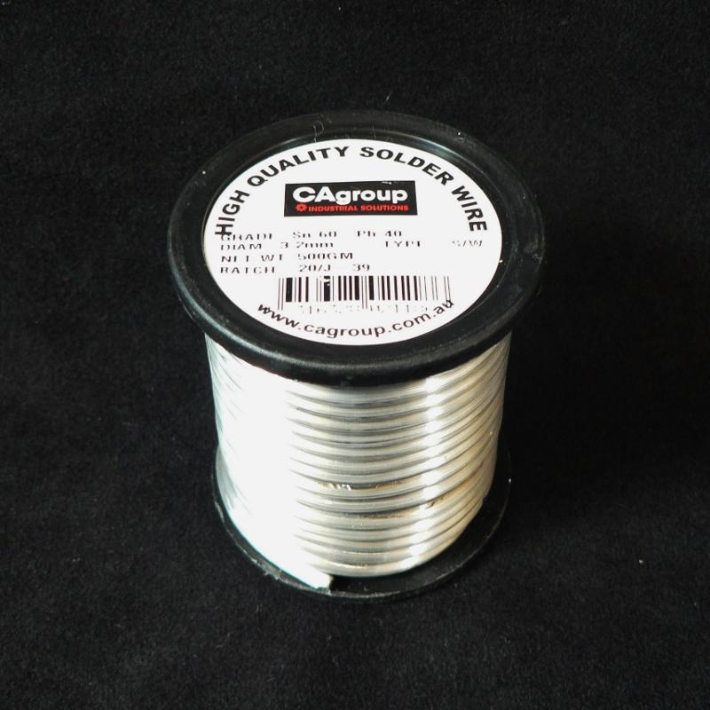 CAG 60/40 Solder Coil