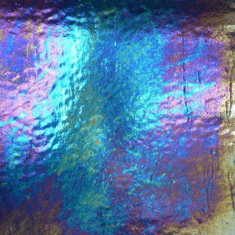 W9643LUMF Sea Blue Fusible Luminescent
